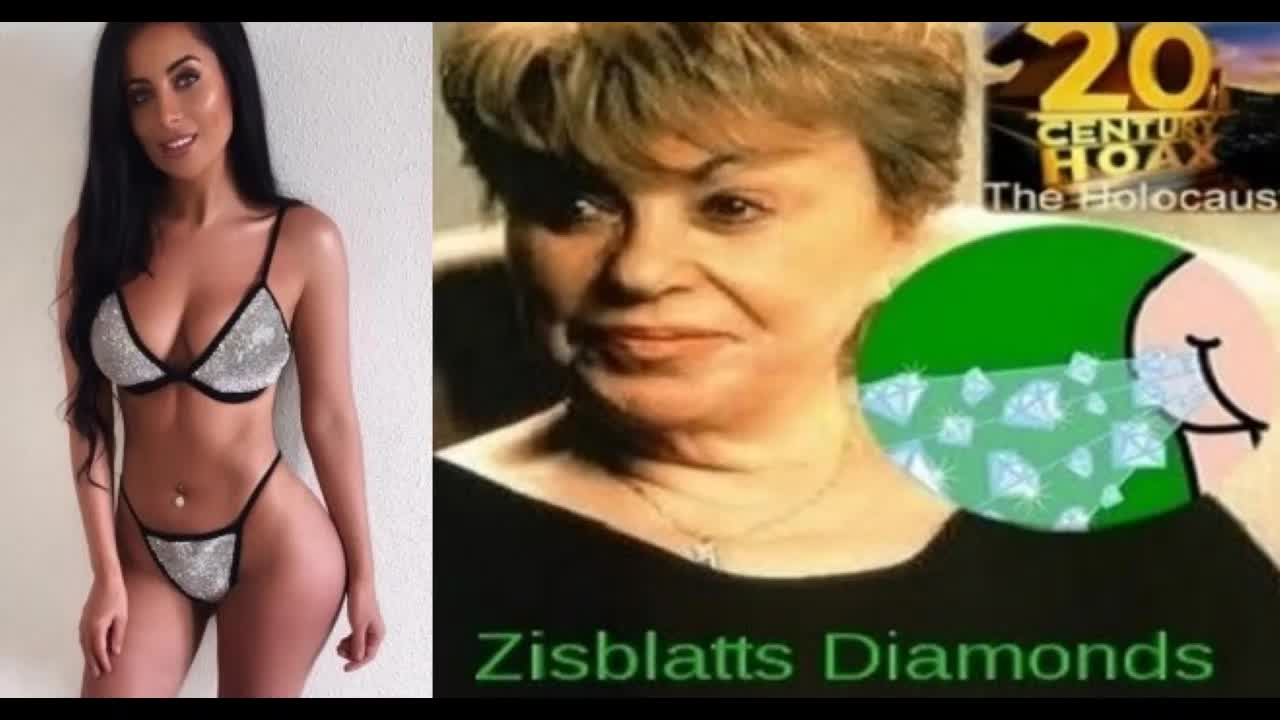 Holohoax Tales - Zisblatt Swallows and Excretes Diamonds for a year