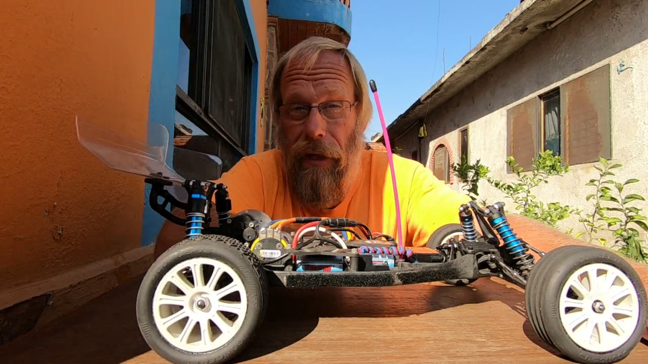 Improvements to Radio Controlled Car Design, Part 1