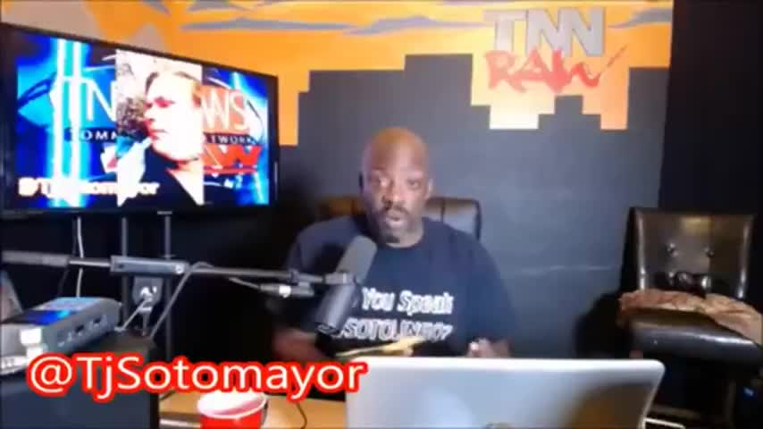 "Tommy Sotomayor- ""Banning Niggas would probably Solve 80% of the Crime in America"""