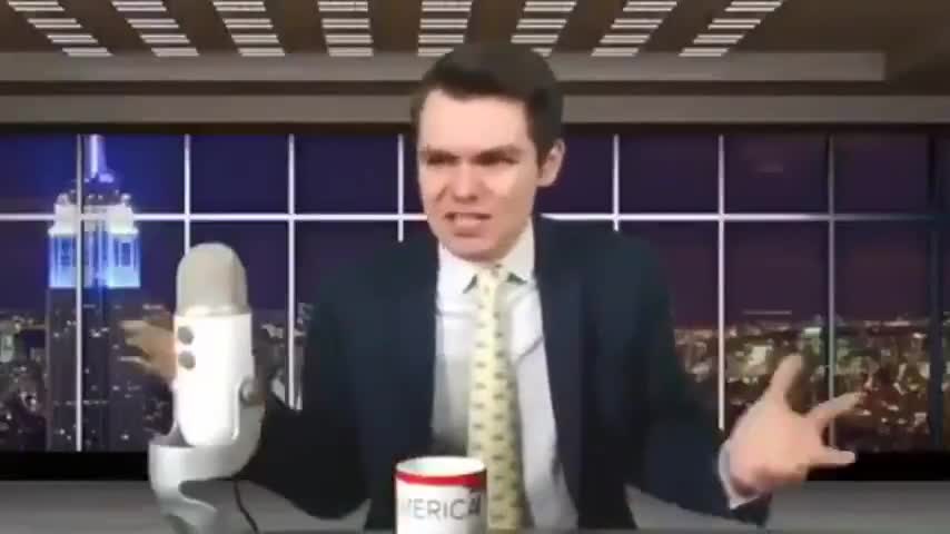 "Nick Fuentes ""minorities are not going to be as nice to us as we were to them"""