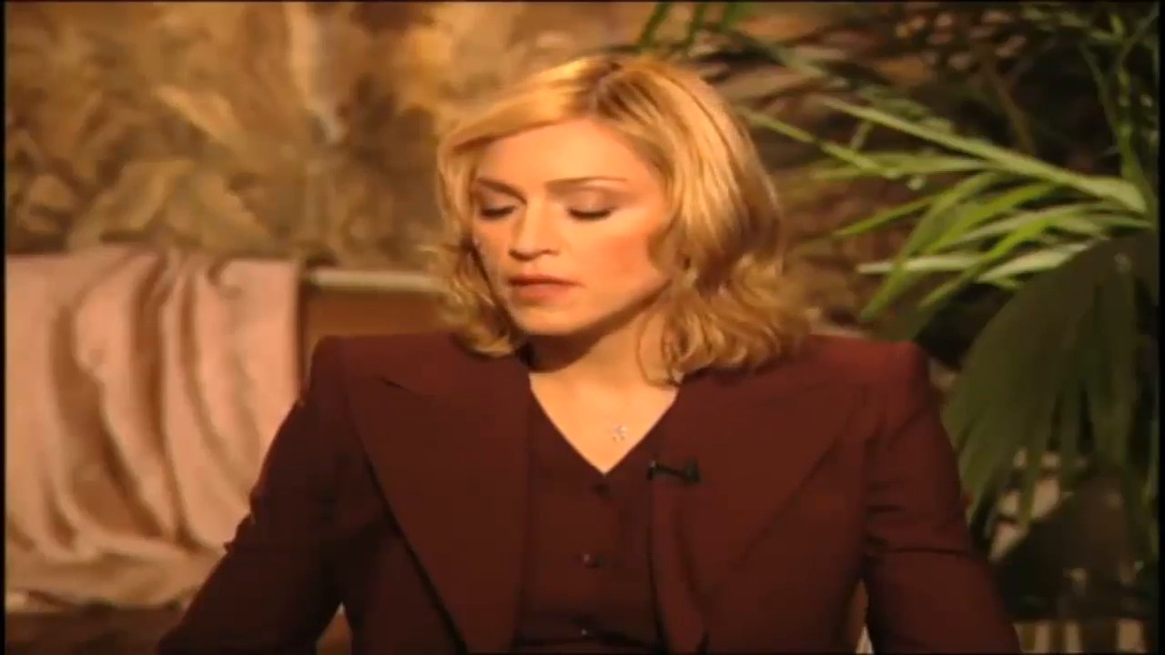 Madonna and the Kabbalah