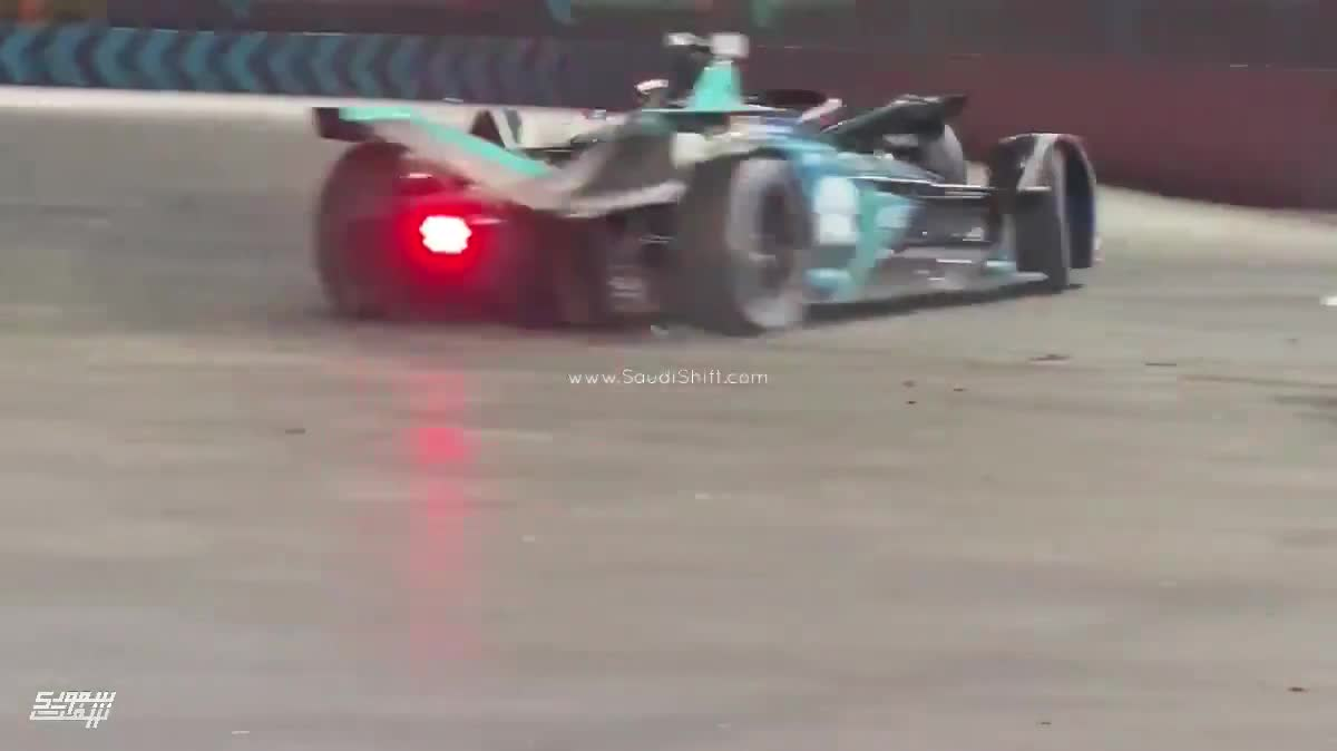 Clown World - Formula E in Diriyah, Saudi Arabia as suicide drone and missile attacks happening