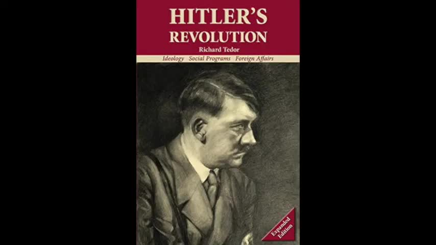 Hitler's Revolution - Ideology, Social Programs, Foreign Affairs - Chapter 4 Europe in the Vice by Richard Tedor