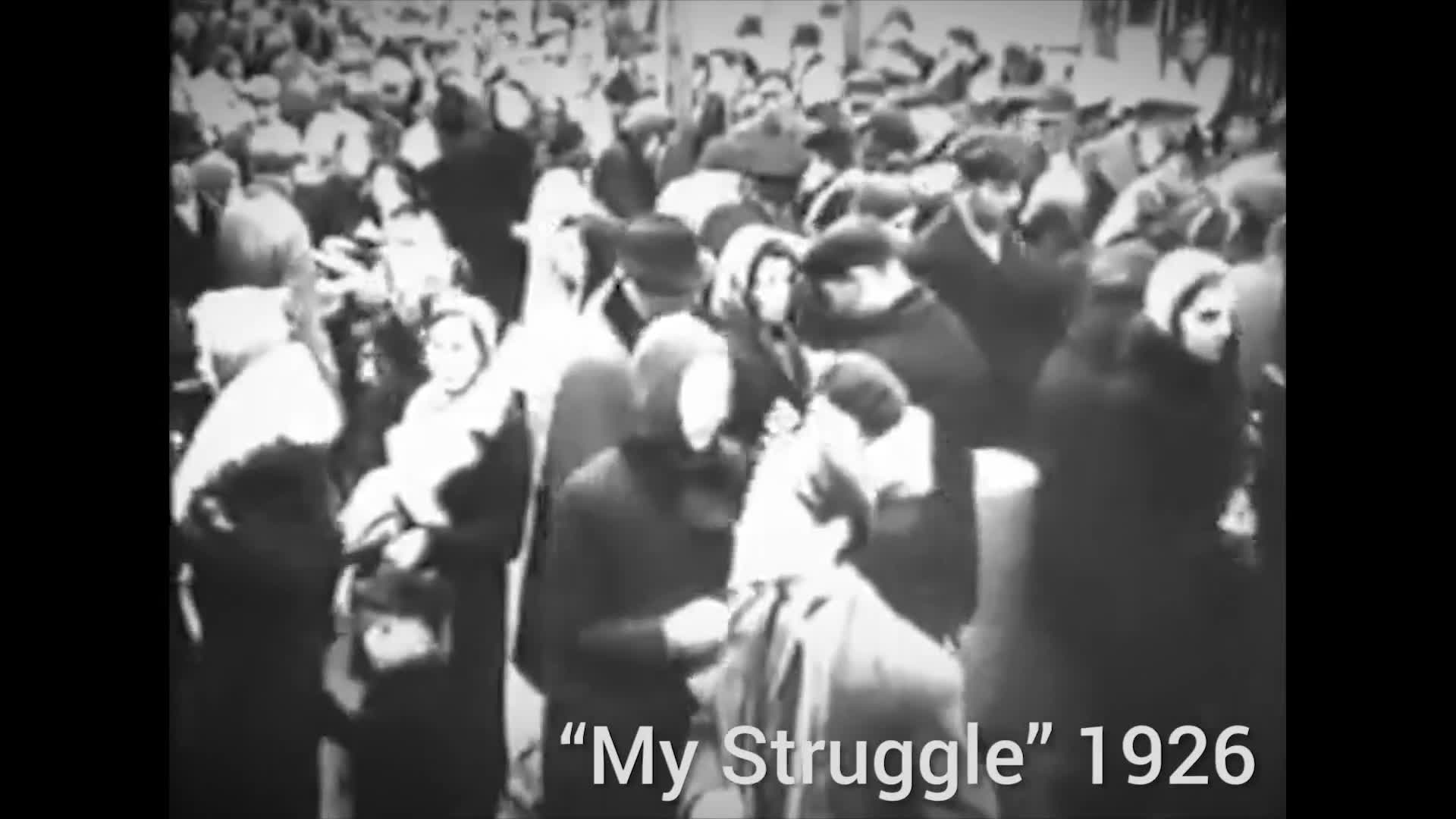 Adolf Hitler: The Charge Against Judaism