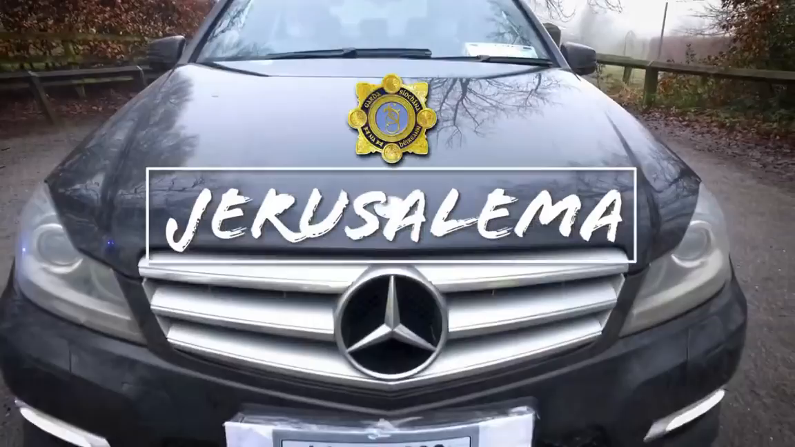 """Irish police dancing the nwo song """"jerusalema"""" , the two things the gardaí and british police loves more is to dance this trash song and to fine and beat people that breaking """"covid"""" restrictions ... no not black thugs or drug dealers , ONLY NATIVES  ... honk honk"""