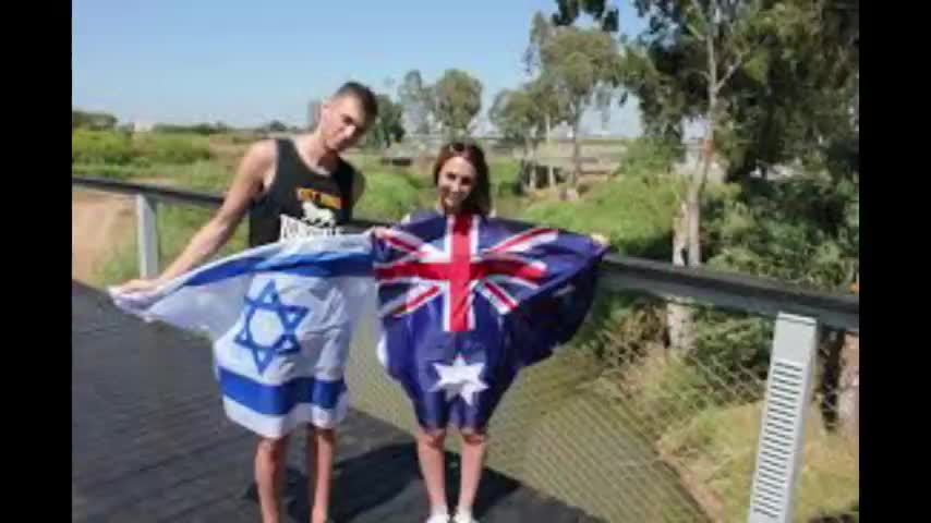 THE REAL AUNTY SEA MITE - EXPOSES AUSTRALIAS JEWISH PROBLEM - AMERICA, YOU'RE NOT THE ONLY ONES.