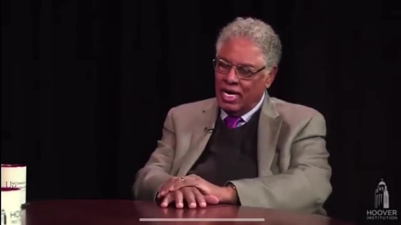 "Thomas Sowell: ""The number of Whites who were enslaved in North Africa by the Barbary Pirates far exceeded the number of Africans enslaved in America and in the American Colonies before that, put together"""