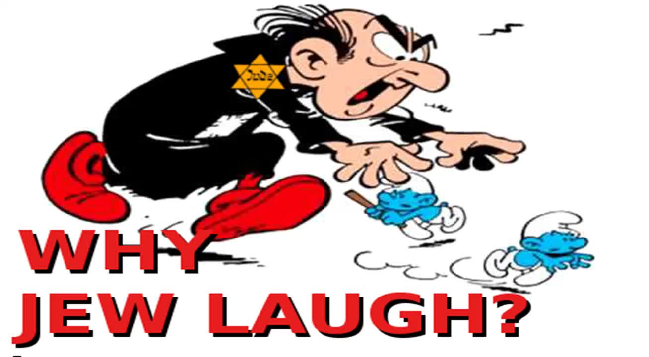 why jew laugh 2