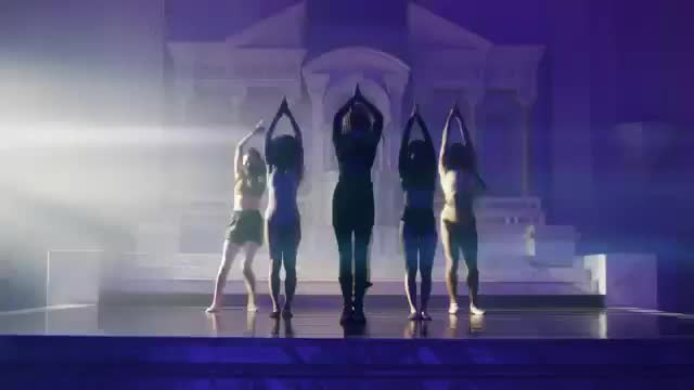 The mental deranged wife of elon musk in a music video (sept/19)  , the muzzle predictive programming
