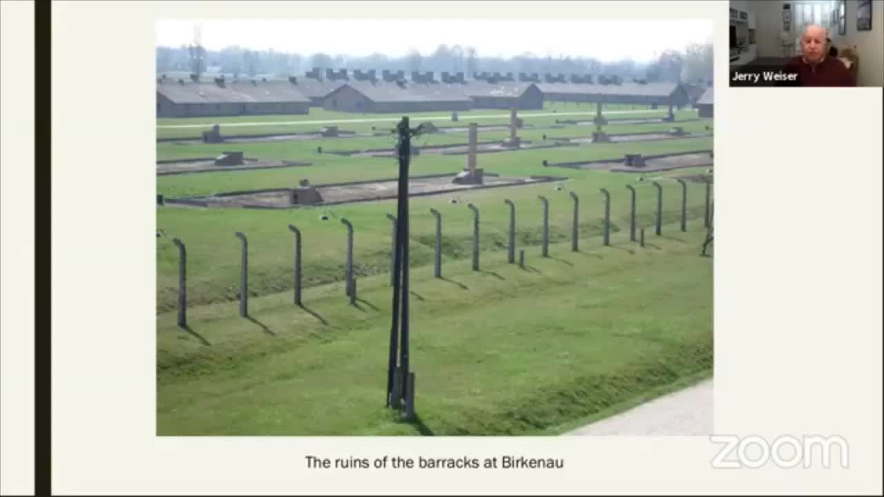 Holohoax Tales - The snow was black at Auschwitz