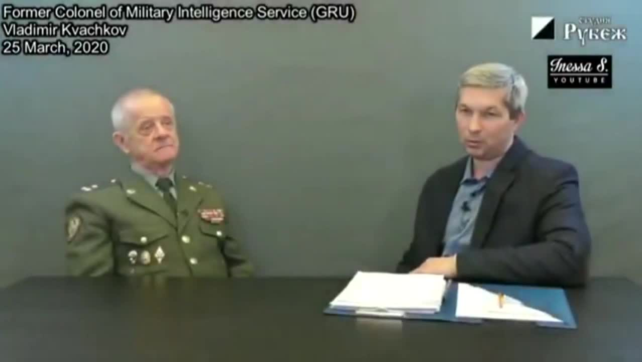 Russian Colonal discloses NWO plan