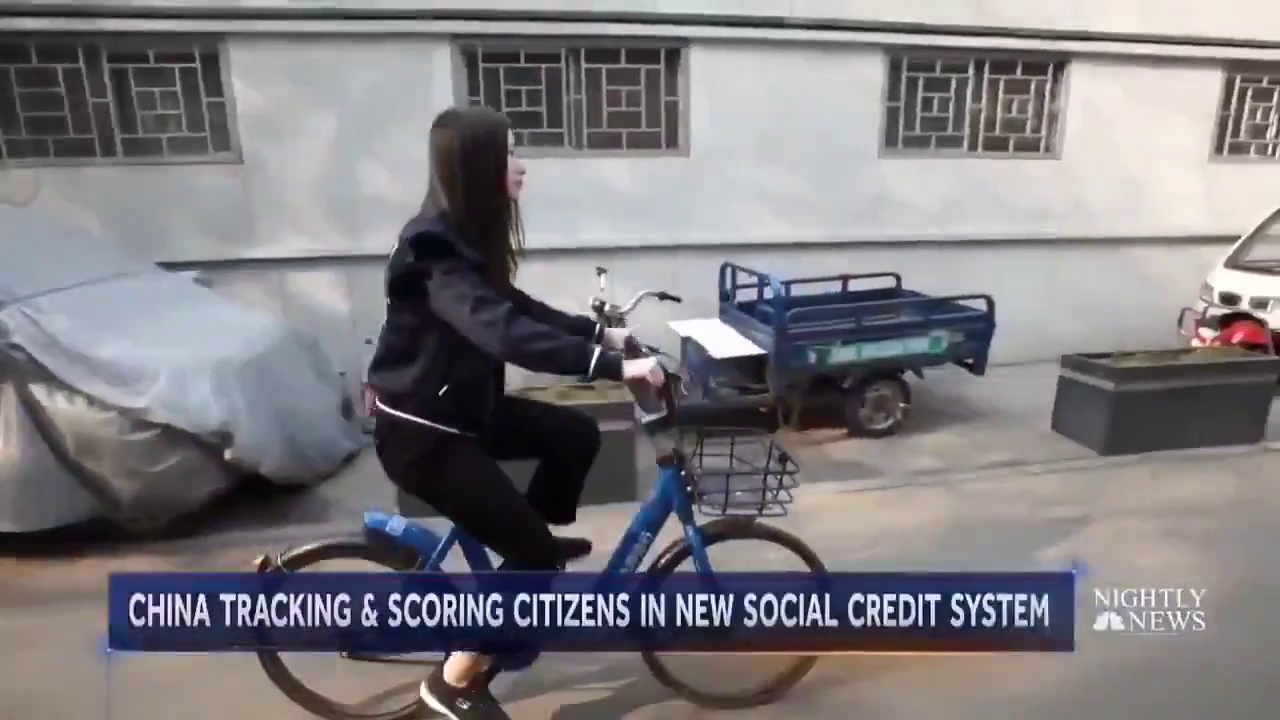 Here is how the Social Credit System in China functions