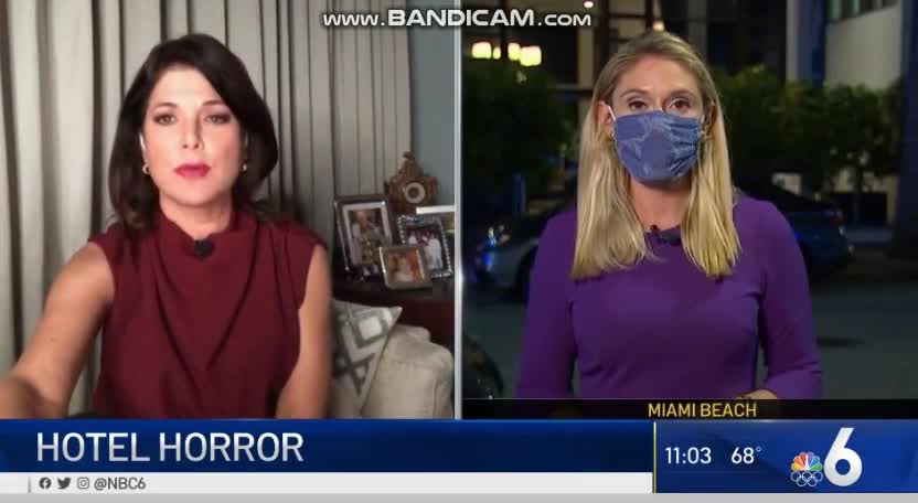 2 africans arrested for drugging , raping woman who later died in South Beach Hotel