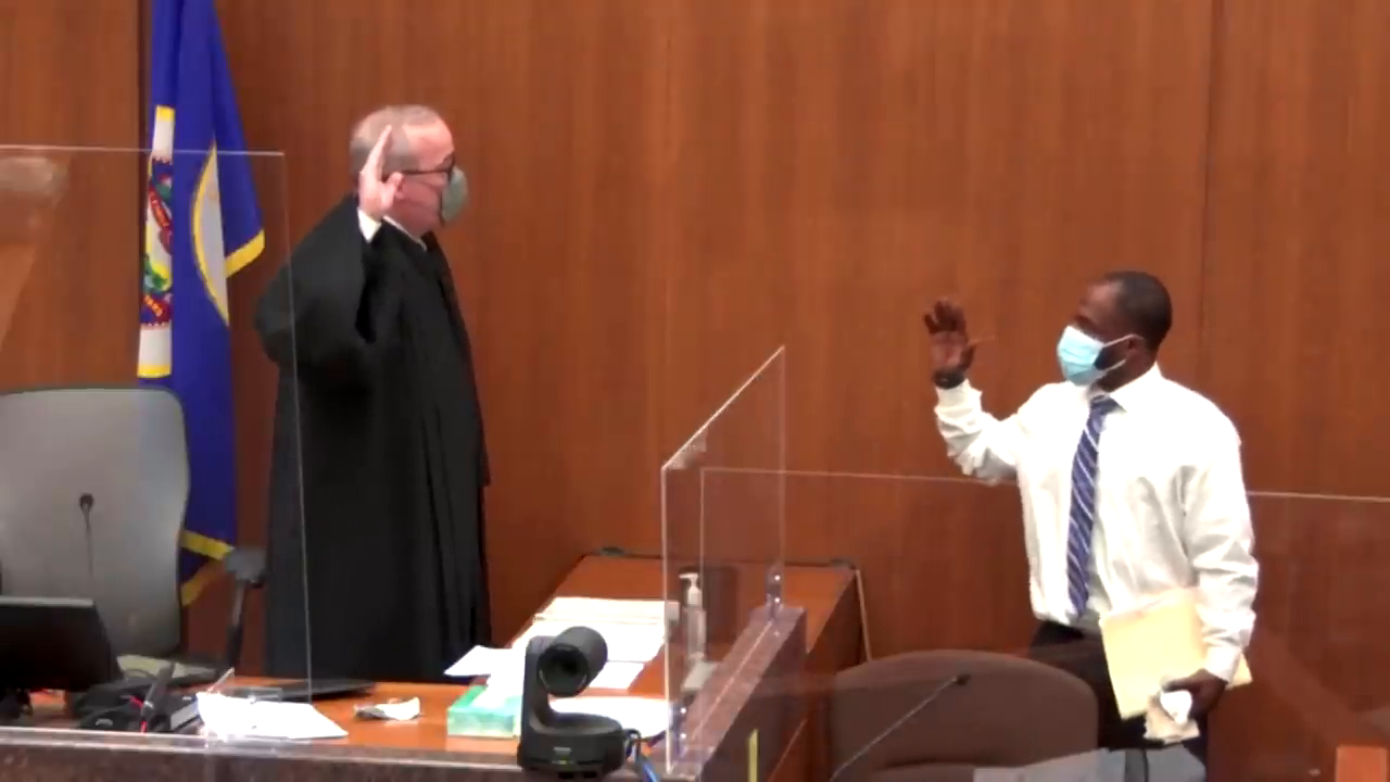 George Fentanyl's FAKE trail - Fake Witness #1! Nice Try CLOWN...Next!