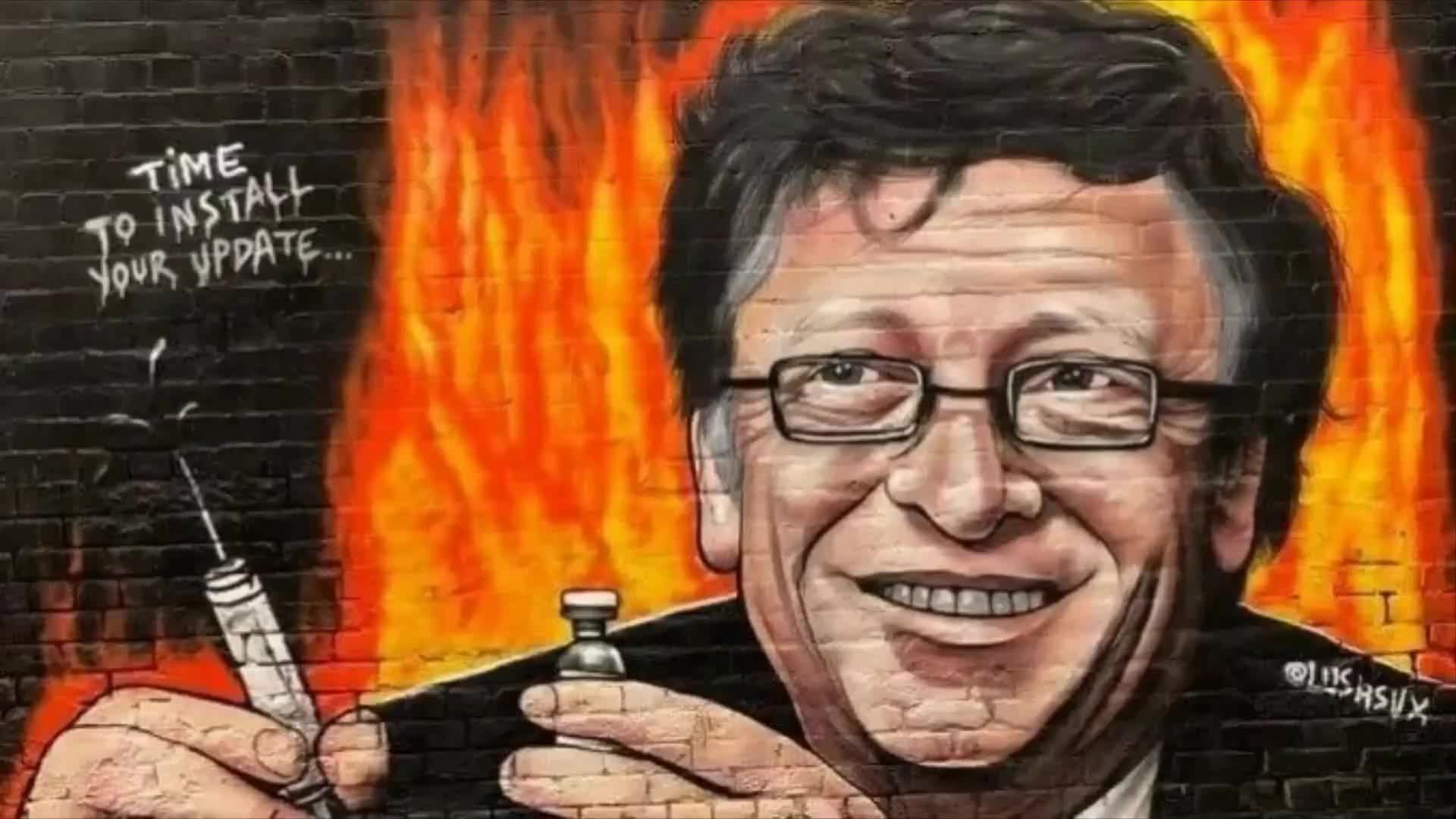Is Bill Gates one of Satan's Archangels (PART 1)