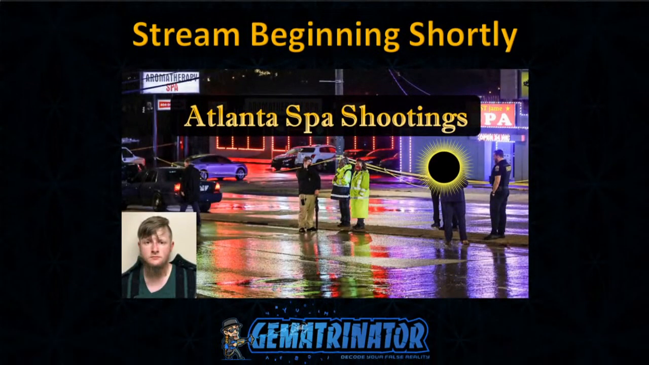 Atlanta Spa Shootings - Eclipse Ritual