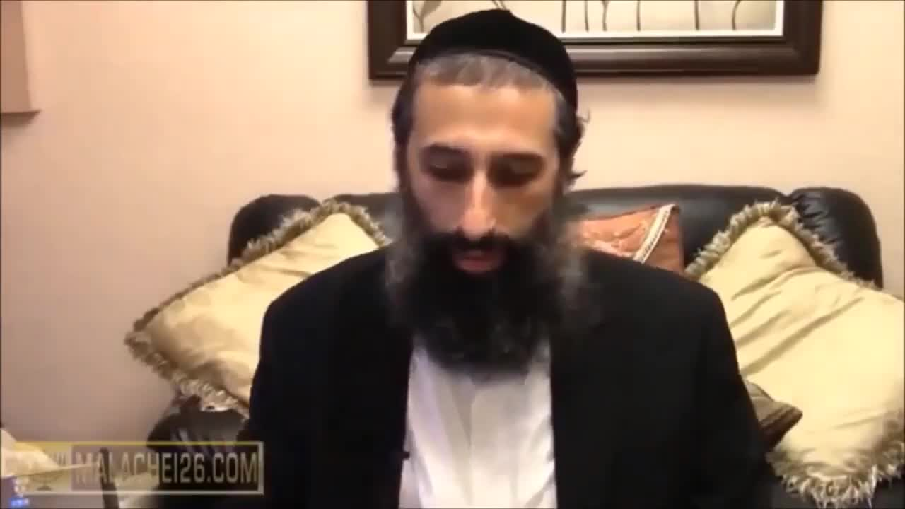 Rabbi Admits That White Genocide Is The Goal