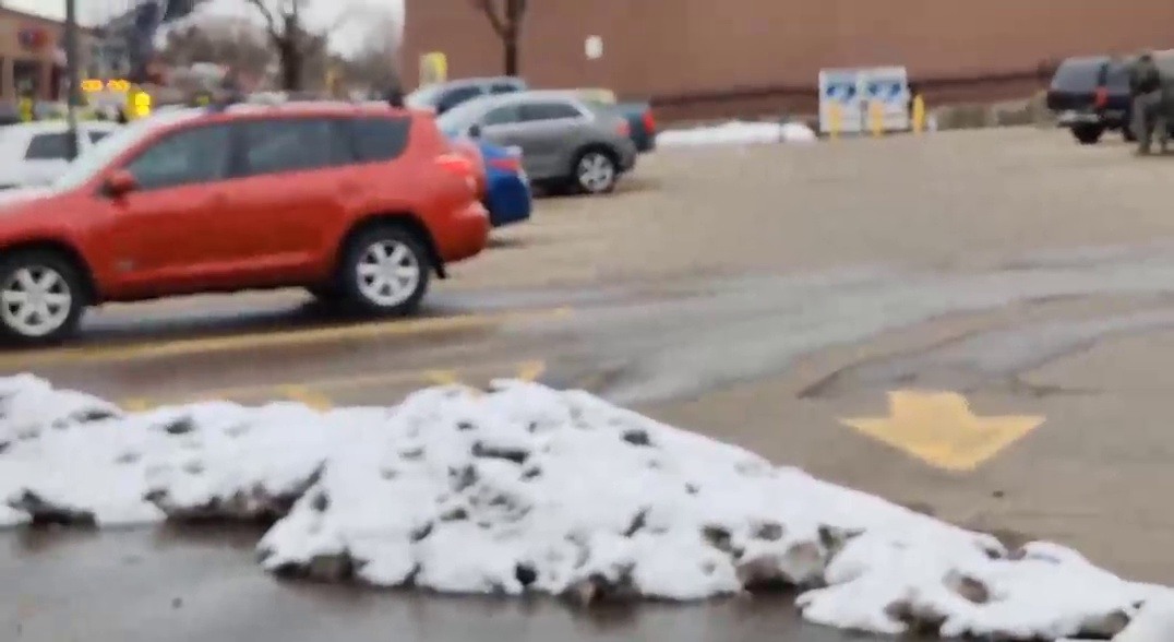 SWAT clear car with someone inside at boulder colorado