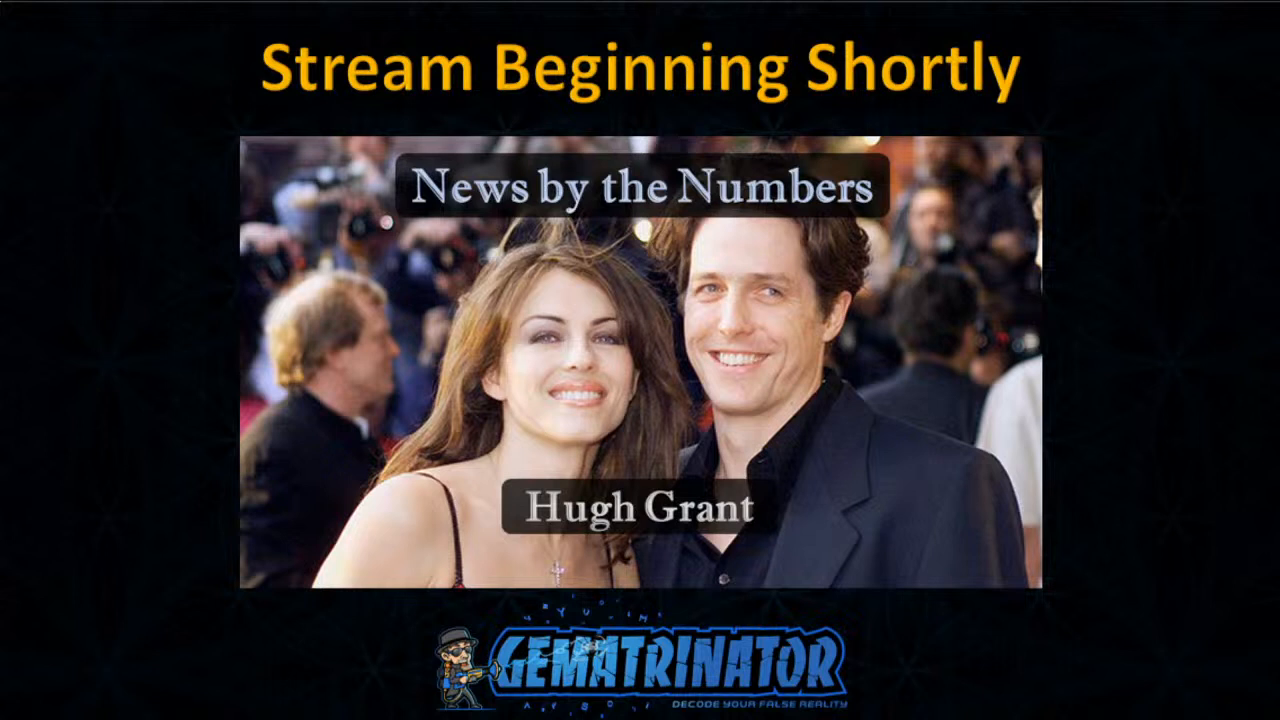 "How the Jews FOOL ""Conservatives"" - (((Hugh Grant))) in the ""News"": Gematria"