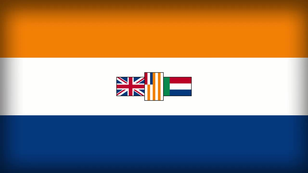 """Die Stem van Suid-Afrika"" - National Anthem of South Africa (1957-1994) - Mirror"