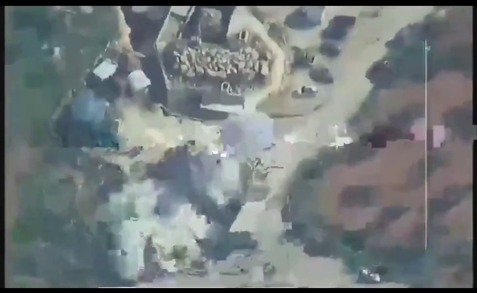 The Cowards' War - Syria strike by Russian aerospace forces
