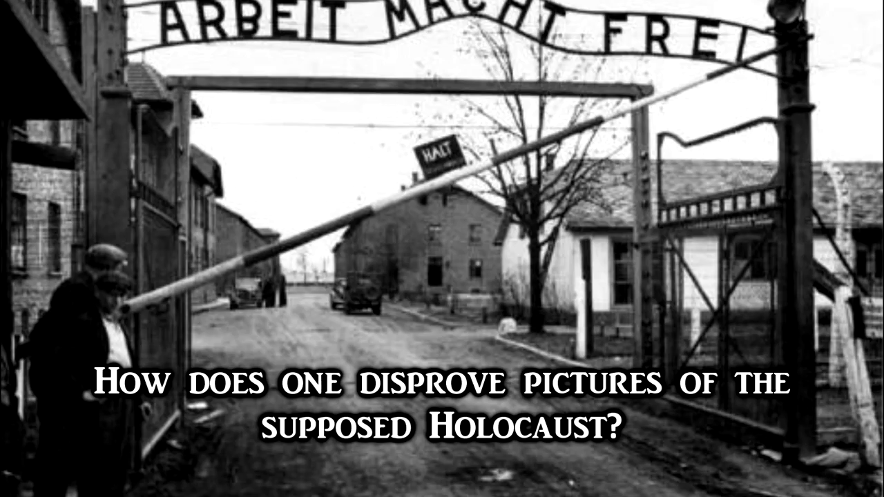 Holocaust Pictures Fabrications.
