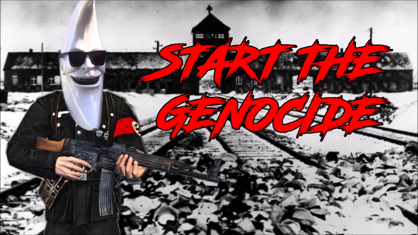 Moon Man - Start The Genocide