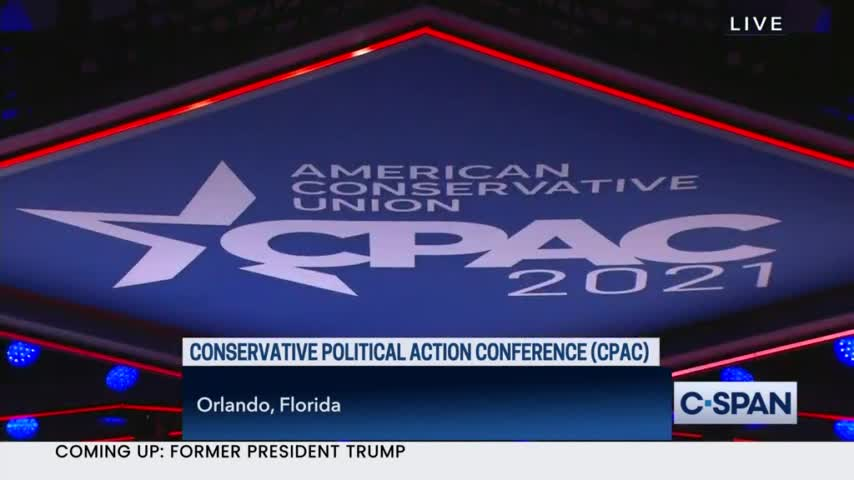 YouTube Has Removed Trump's CPAC Speech. So Here It Is, In Full…