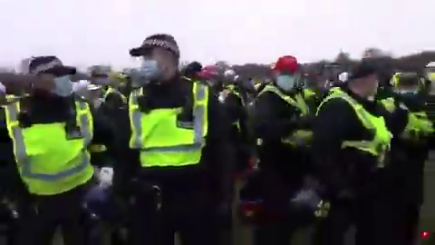 London Protesters Won't Back Down To Oligarch's Thugs.  ENOUGH IS ENOUGH