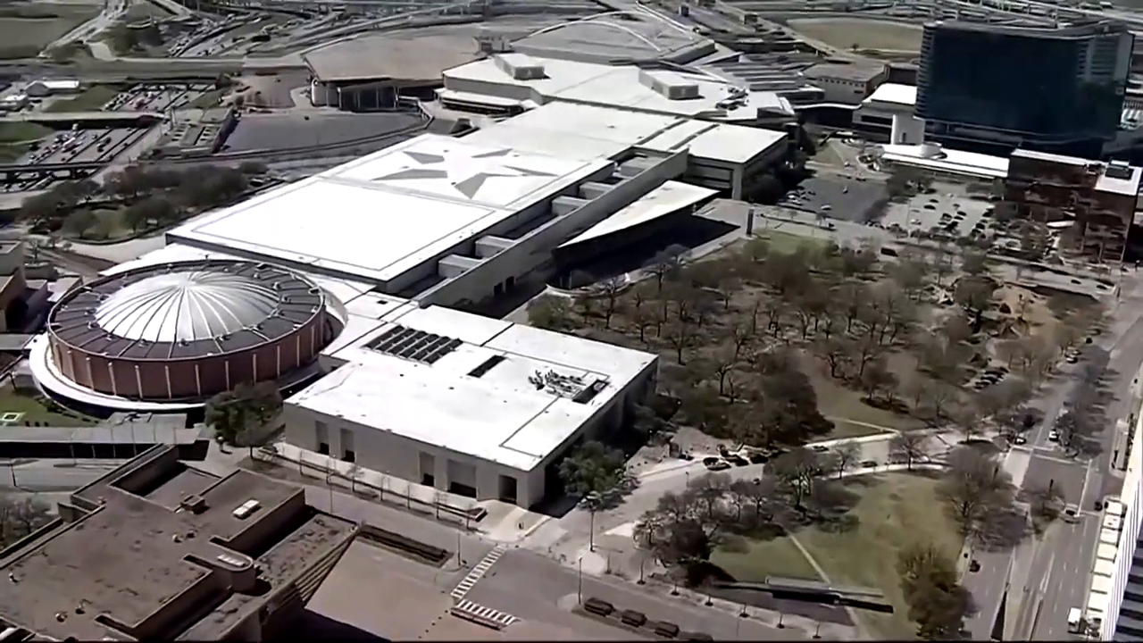 Dallas convention center to become migrant teen shelter