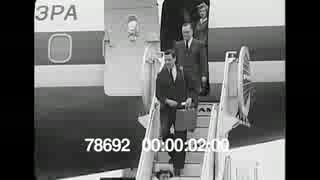 GEORGE LINCOLN ROCKWELL PRESS CONFERENCE