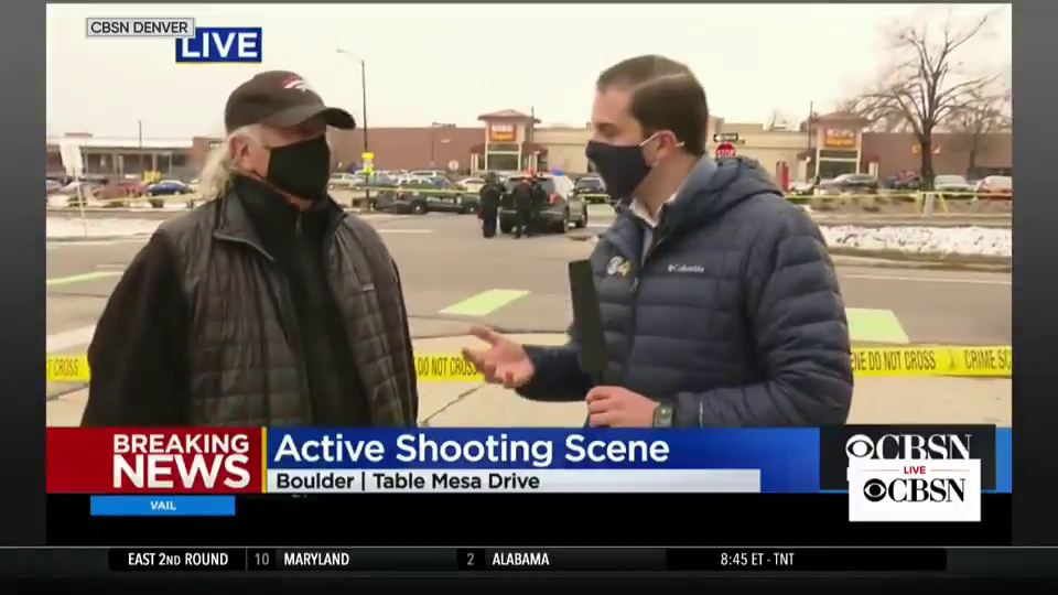 Want to see what a crisis actor looks like in the wild?