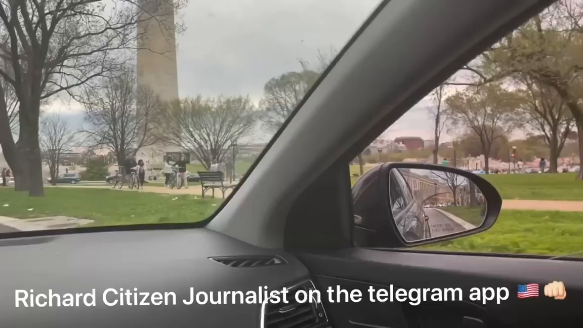 Marine One keep circling the WH 3/27 6:08pm!!