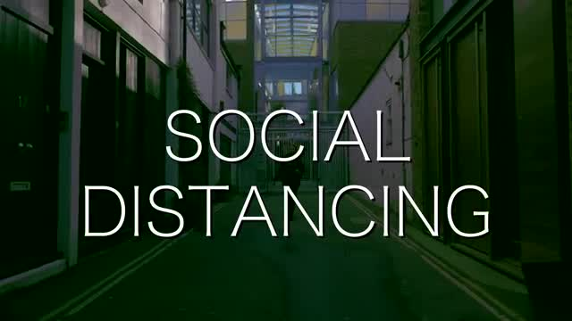 Social Distancing _ Dystopian Sci-Fi Short Film (MIRROR LINKS BELOW)