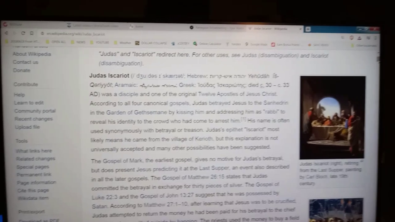 ROOT OF ALL EVIL JEWS NOT MONEY