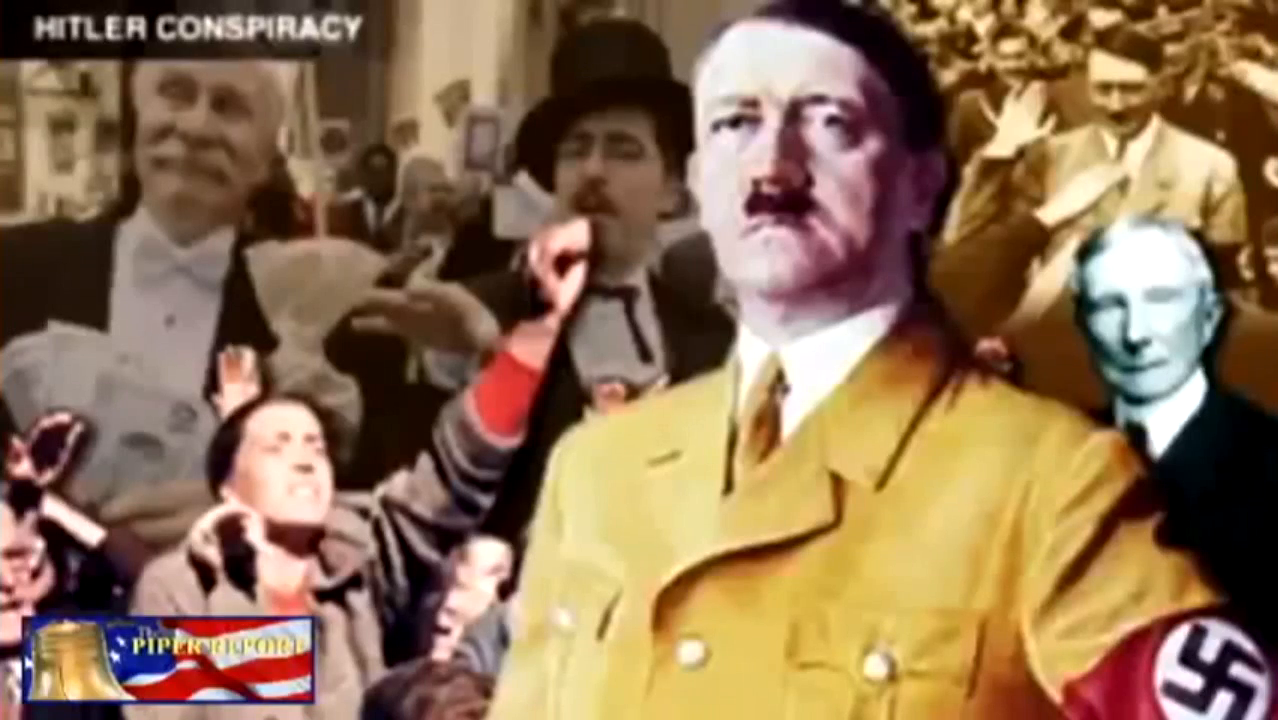 Hitler was NOT a jew puppet (proof explained)