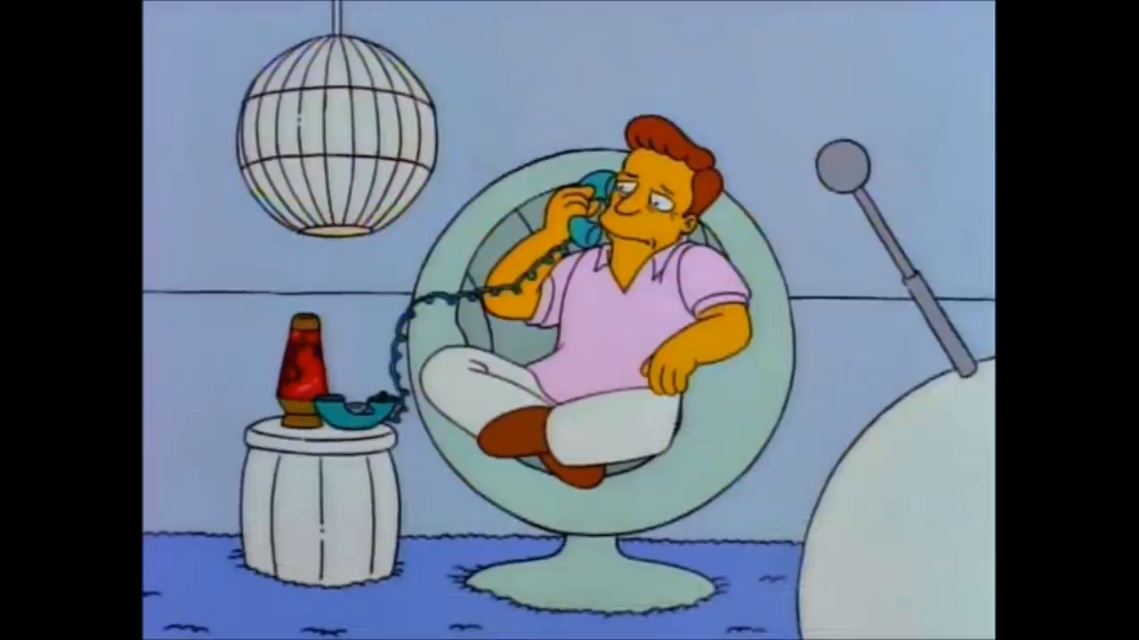 Planet of the Apes starring Troy McClure