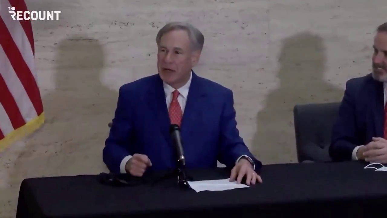 """Gov. Greg Abbott (R-TX) says censorship by Big Tech will be """"against the law"""" in Texas soon"""