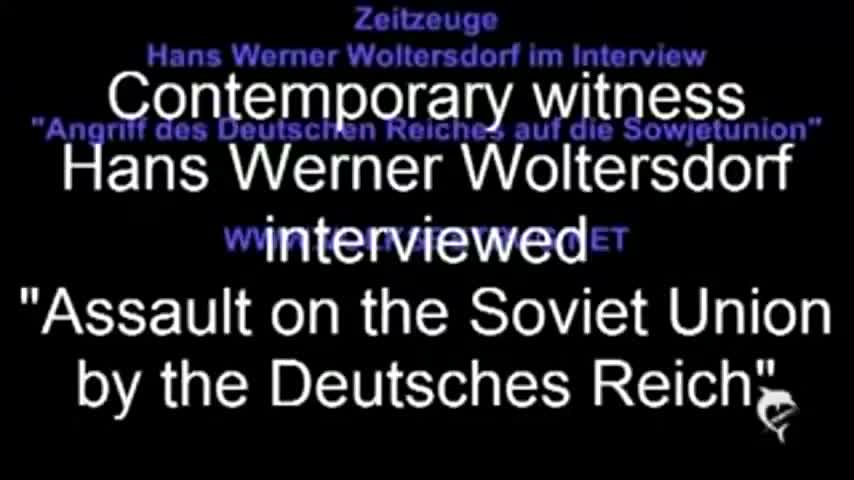 Operation Barbarossa - Wehrmacht Soldier Proves Soviet Attack Was About To Take Place