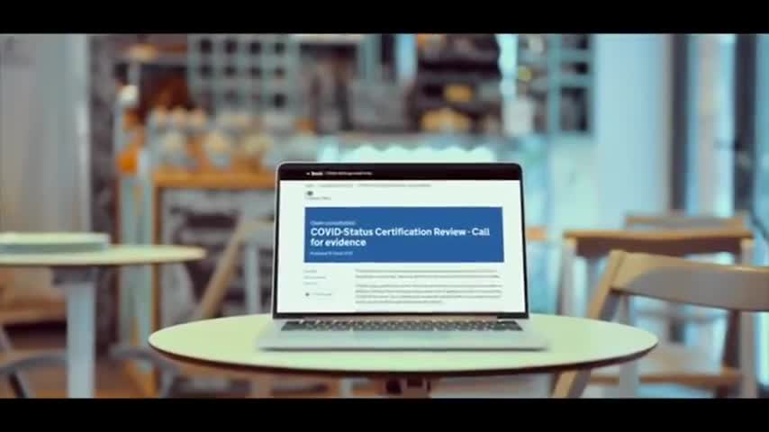 VACCINE PASSPORTS - A CALL FOR ACTION