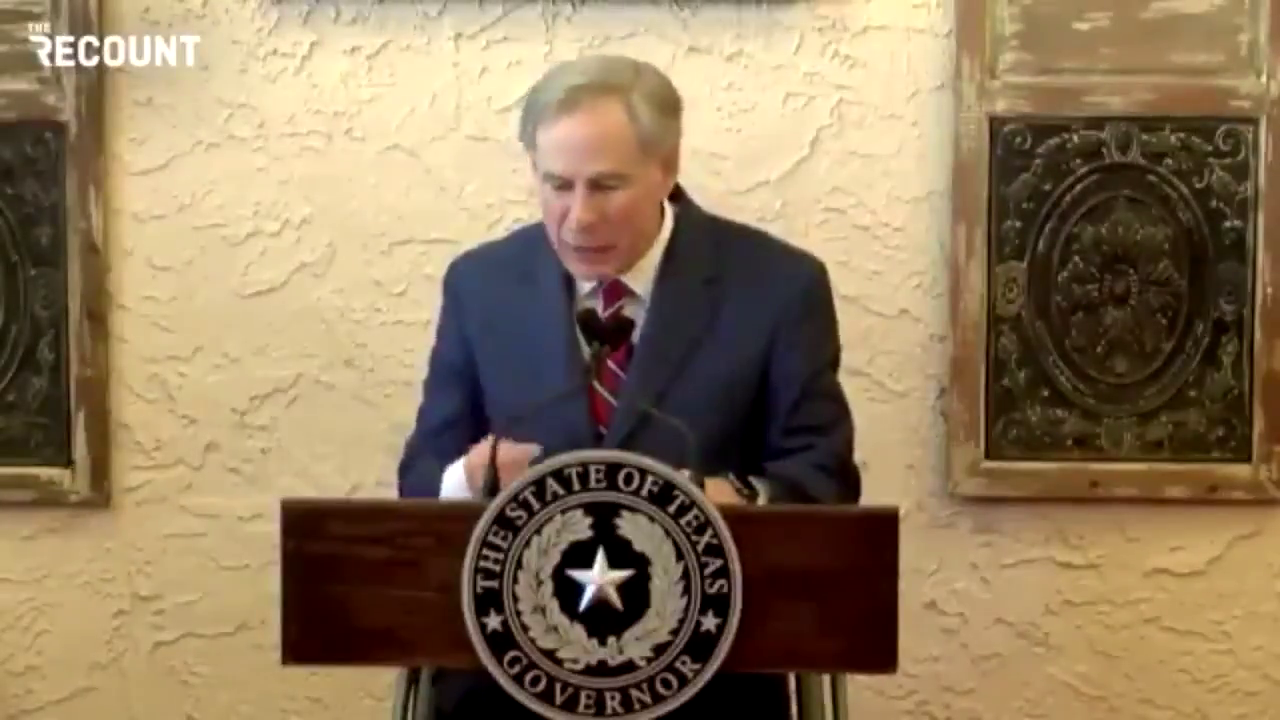 Texas Gov. announces all businesses will be allowed to reopen 100% next Wednesday