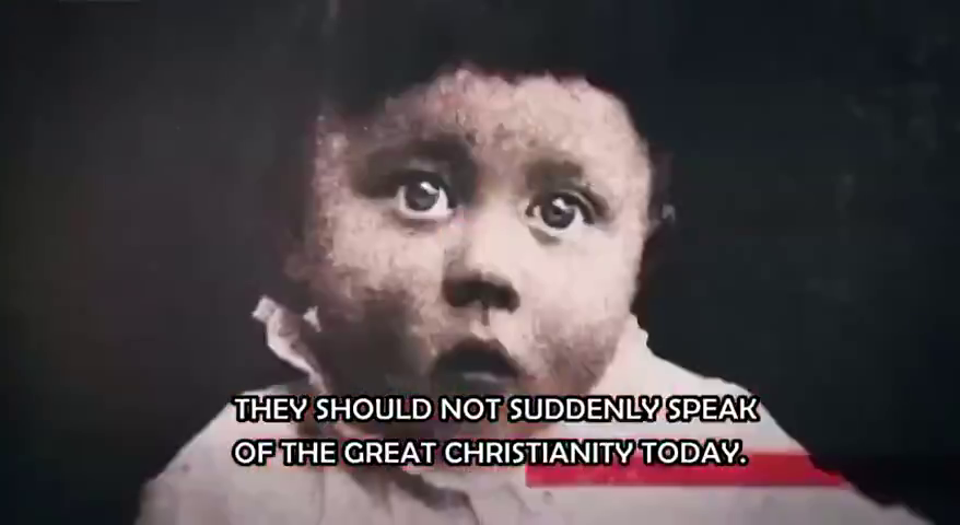 Hitler about Christianity