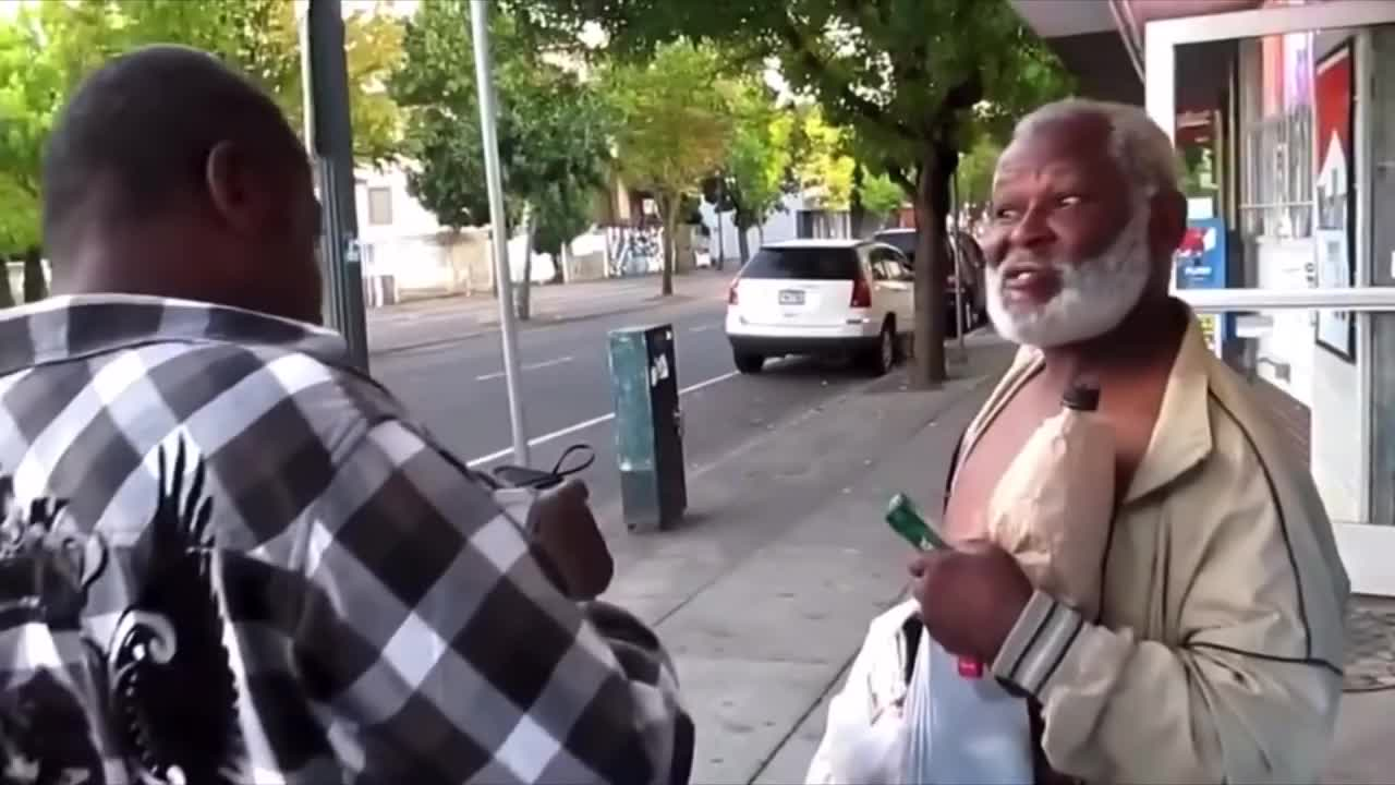 Two Dumb Niggers Assault White Guy