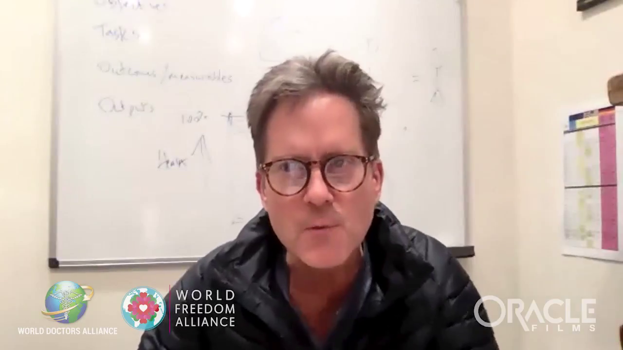 World Doctors Alliance with World Freedom Alliance and Oracle Films - Medical Covid 19 Scam Part 6 of 6