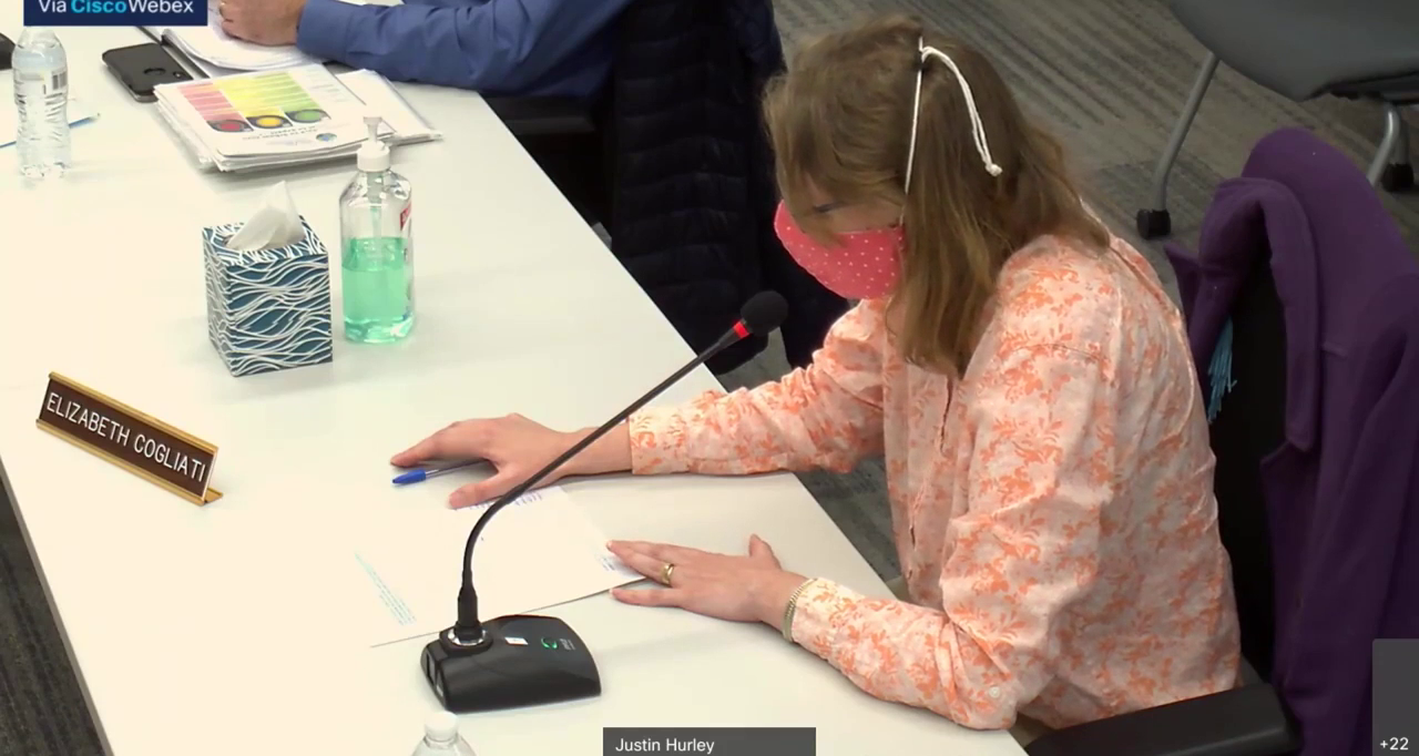 Listen to this sad excuse for a human! Argues For Masks In Schools as She's Suffocating In Hers