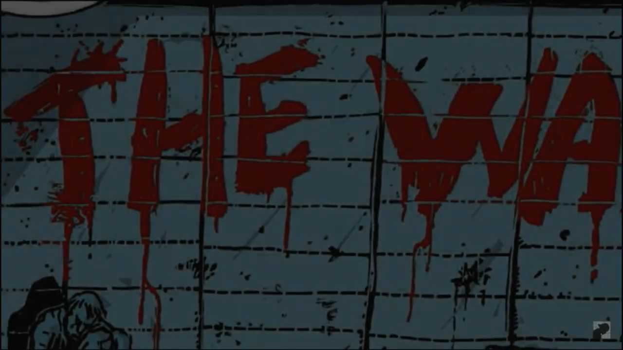 DEMONIC CLOWN WORLD - 1990 HEAVY METAL MAGAZINE TRUMP WALL IN COLOR