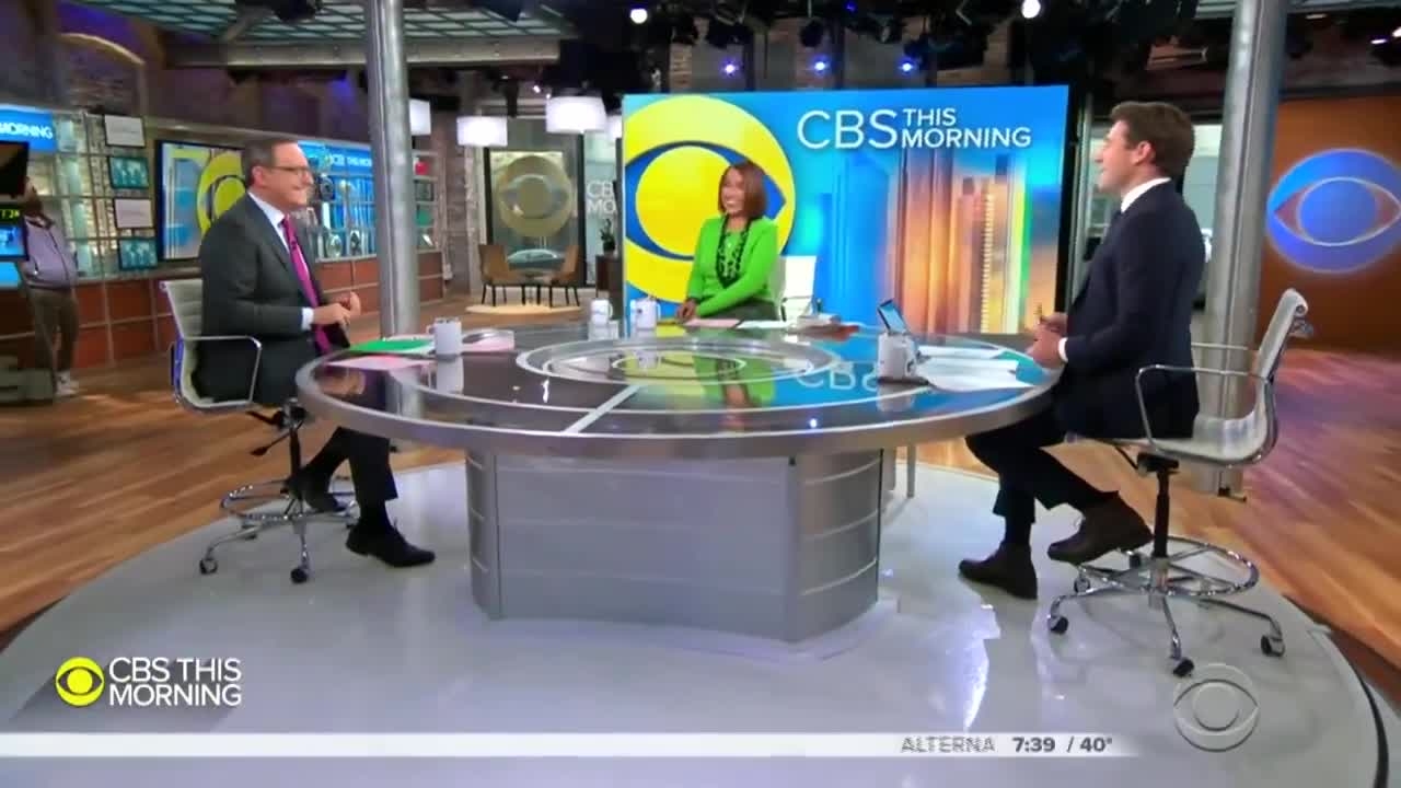 """QAnon Shaman"" speaks out for the first time in ""60 Minutes+"" interview"