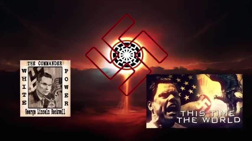 George Lincoln Rockwell - Joe Pyne 1960