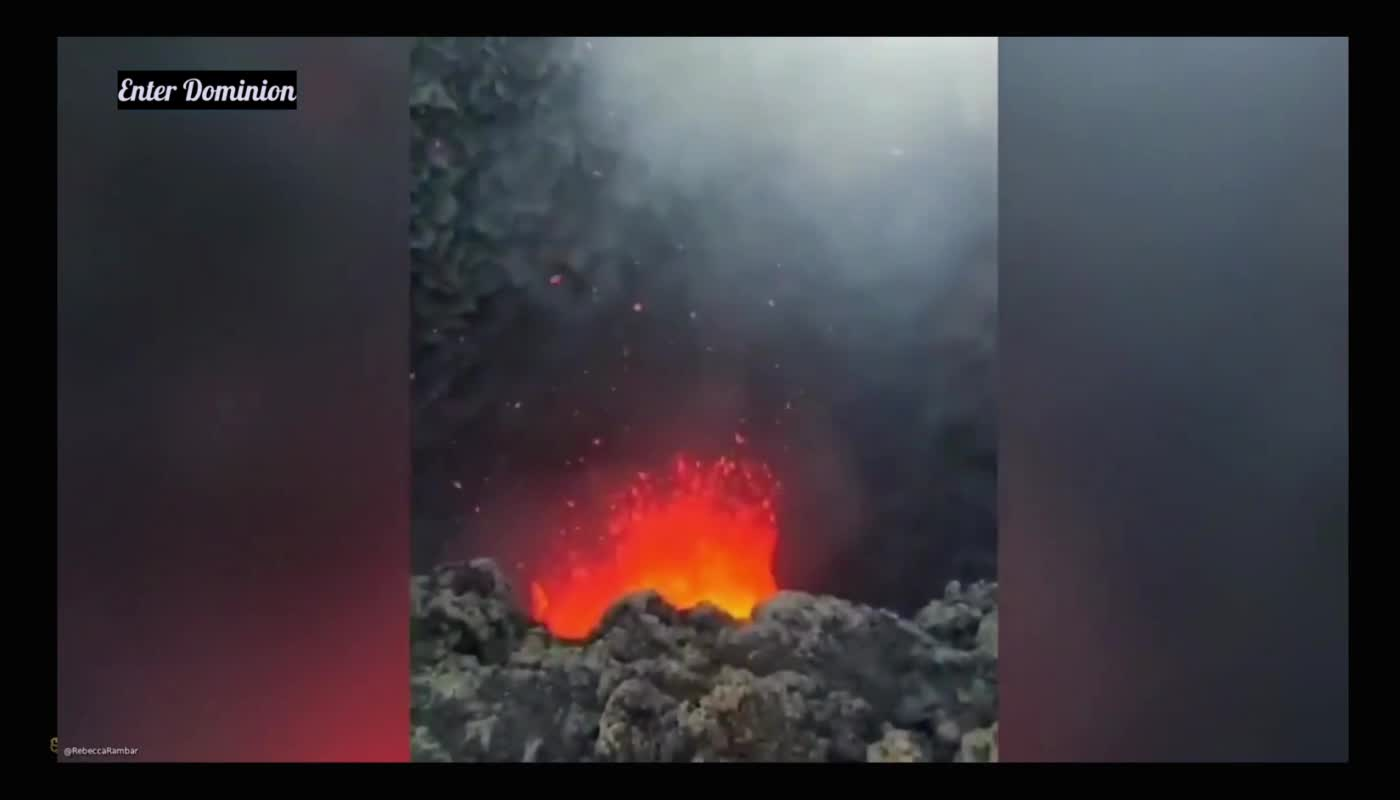 Russia: avalanche danger declared in Kamchatka due to the eruption of the Klyuchevskoy volcano.