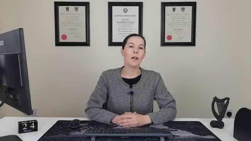 URGENT Barrister Tracey OMahoney on Digital Green Certificate Regulation